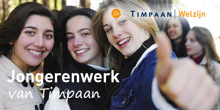 Timpaan Welzijn zoekt een MBO Jongerenwerker