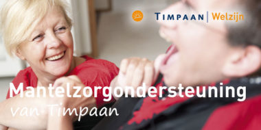 Interview Tina Kraai over Mantelzorg