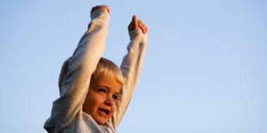 Steun bij opgroeien en opvoeden
