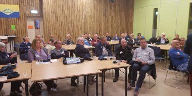 Ondersteuning door Timpaan bij bijeenkomst plaatselijke belangen