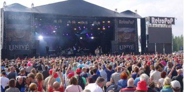 Vrijkaarten voor Retropop in Emmen voor Mantelzorgers  in Opsterland